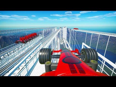 I Built A Roller Coaster That Destroys Physics - Planet Coaster