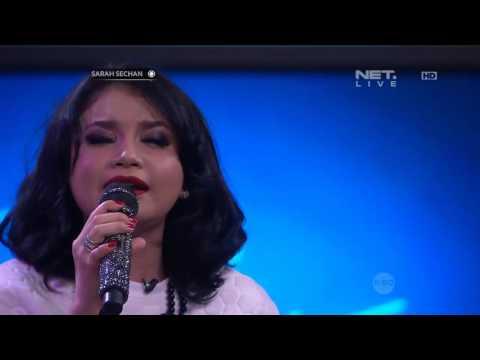 Rossa - Hijrah Cinta ( Live at Sarah Sechan )