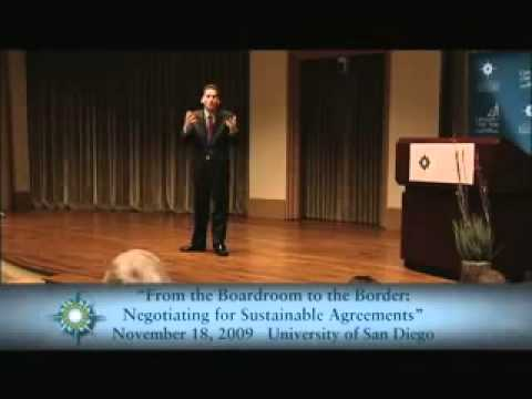 william-ury-negotiating-for-sustainable-agreements