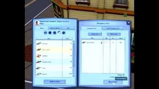 The Sims 3 - How to make Ambrosia? [STEP BY STEP]