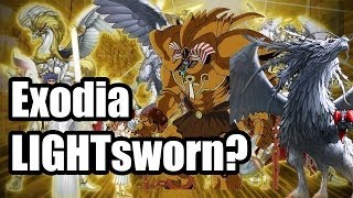 Exodia Lightsworn Rules! Deck Profile!-January 2014 Format-