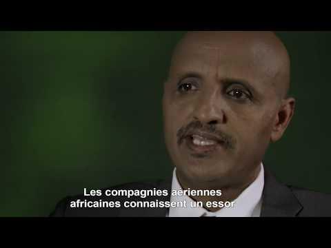 Tewolde GebreMariam, président-directeur général, Ethiopian Airlines