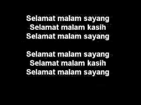 Faizal Tahir   Selamat Malam