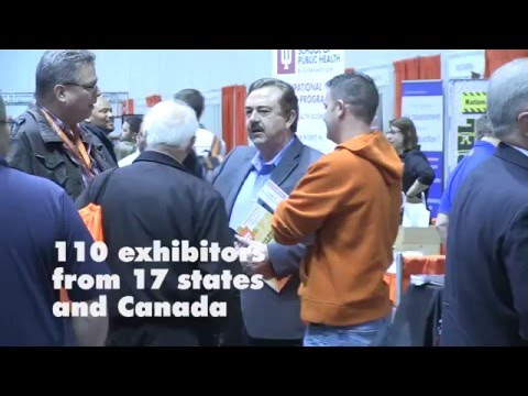 2016 Indiana Safety and Health  Conference & Expo Highlights