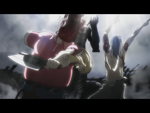 Lupin III「AMV」- Goemon vs Hawk [Reupload]