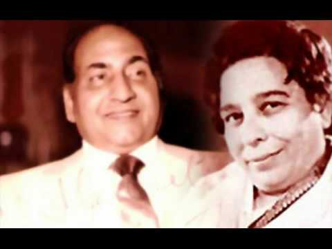 Some hindi duet by RAFI SAAB & SHAMSHAD BEGUM