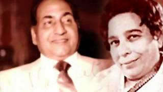 some hindi duet by rafi saab shamshad begum