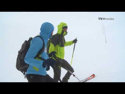 Z gauča do prírody - Skialpinistický výstup na Štefáničku