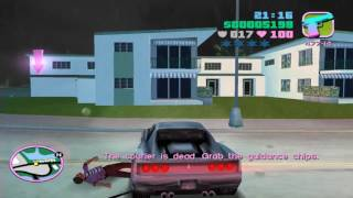 Kevin Josue ~ GTA Vice City   Mission 7   Mall shootout