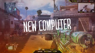 NEW COMPUTER (NASTY CLIP)