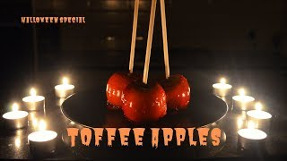Gambar cover How To Make Halloween Candy Apples