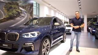 Nové BMW X3 - pripravené na výzvy