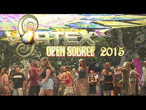 Flow and Alternative Arts at Opensource 2015 - Flow DNA