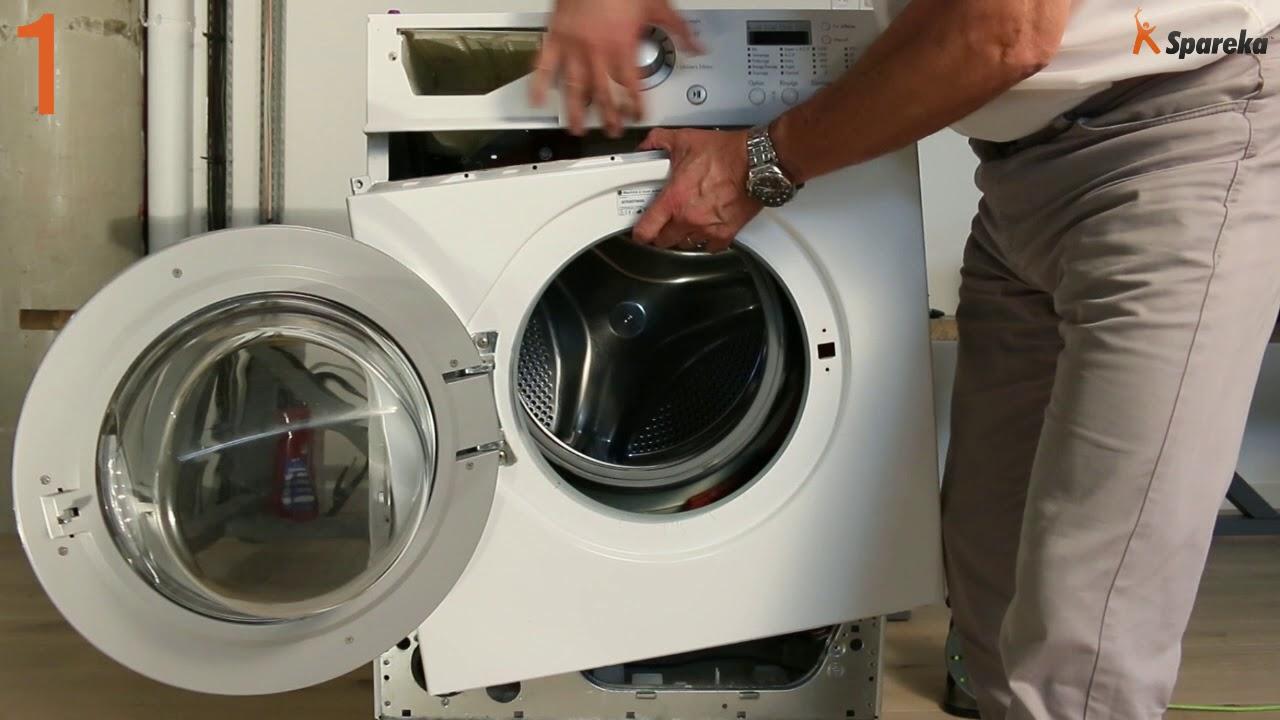 Как заменить манжету в стиральной машине