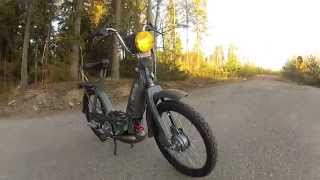 Piaggio Ciao Tuning Story + RIDING!