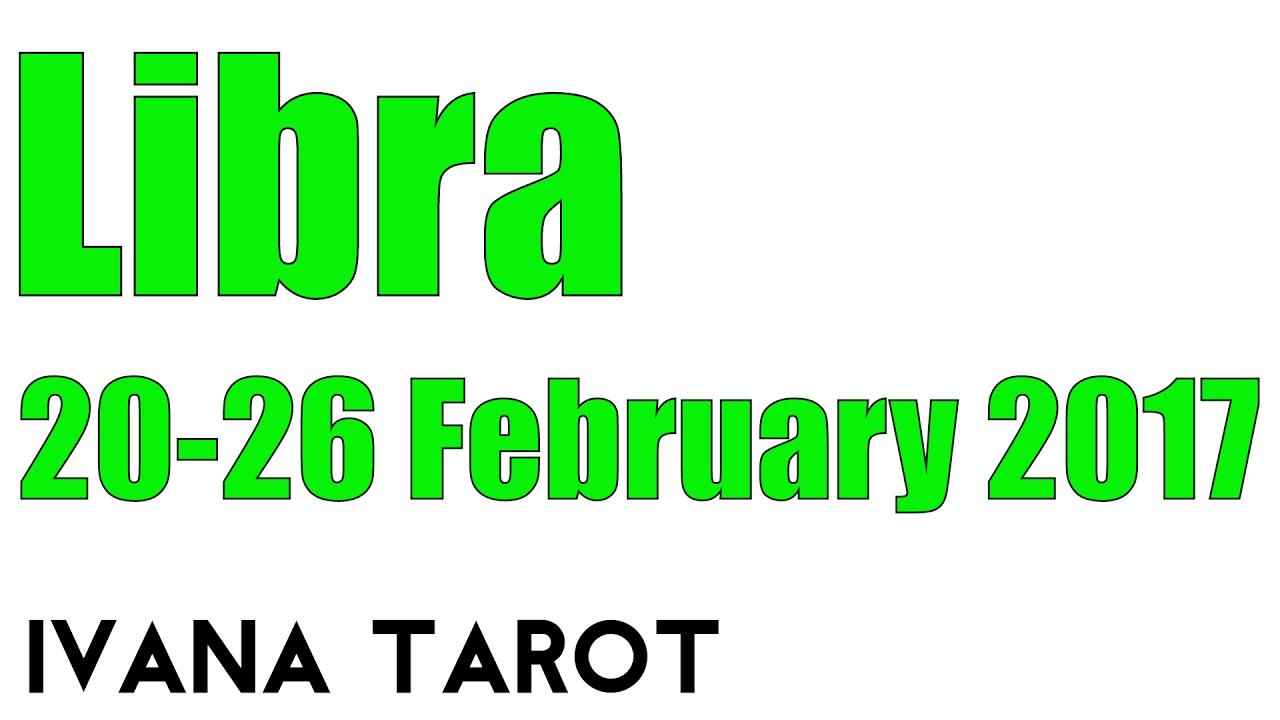 libra weekly 20 to 26 tarot reading
