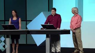Esri UC 2015: A Mission Critical Approach to Water