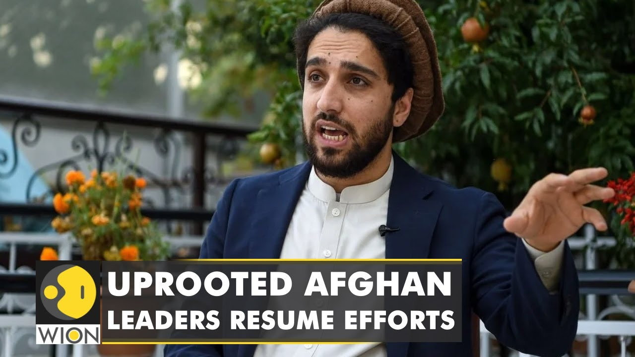 Download Uprooted leaders from Afghanistan resume efforts to establish an Afghan government in exile | WION