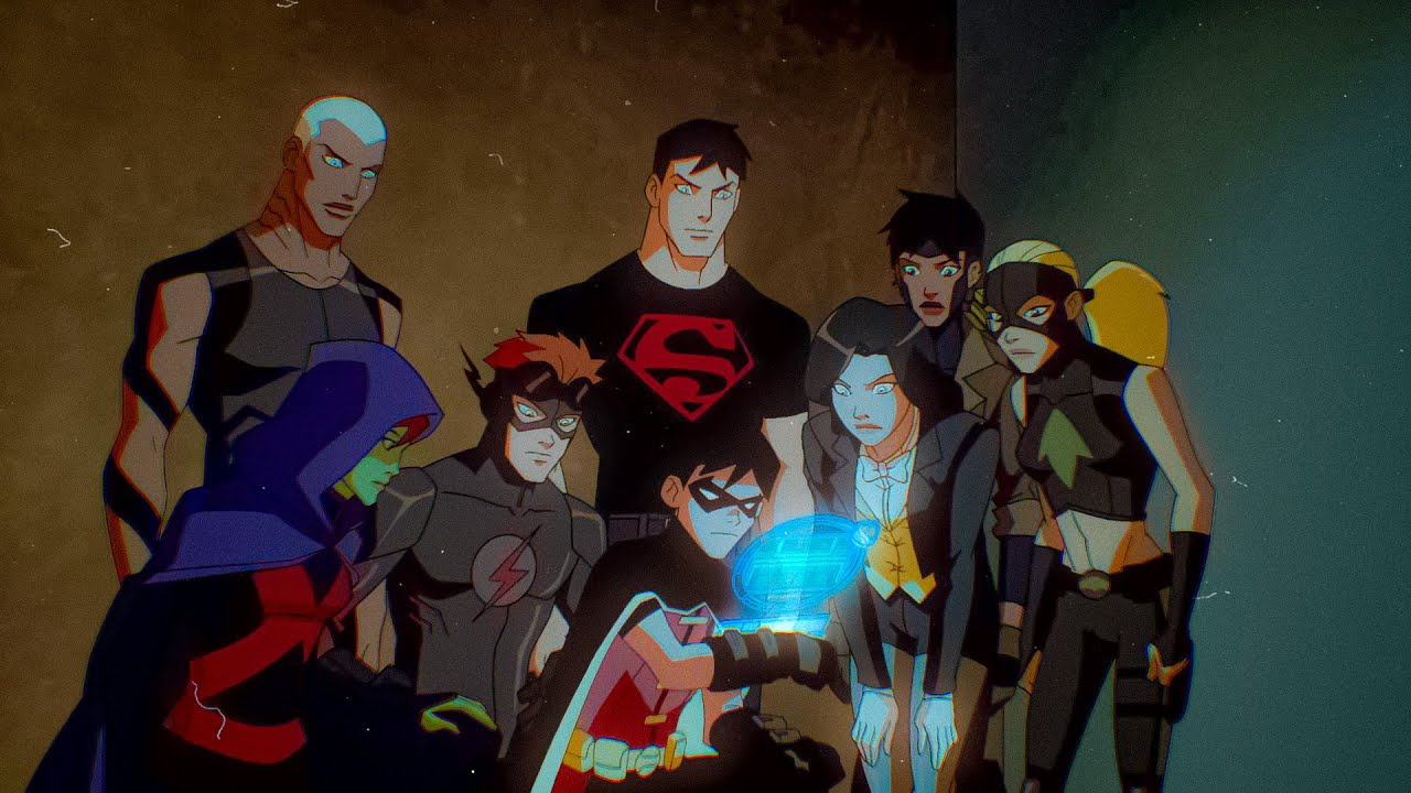 Download best moments of young justice (season one)
