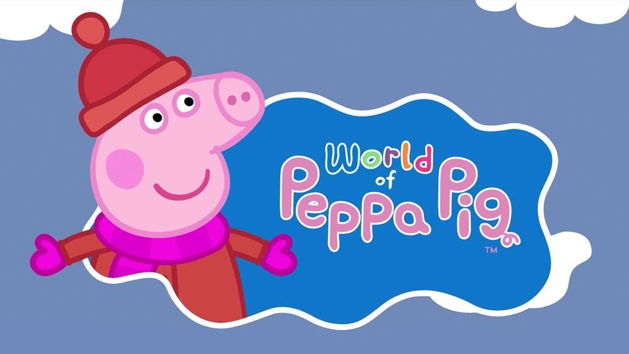 World Of Peppa Pig App New Christmas Update