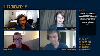 What is TL doing? // Why Mickey is female Dr Who - League Weekly Re Excerpt