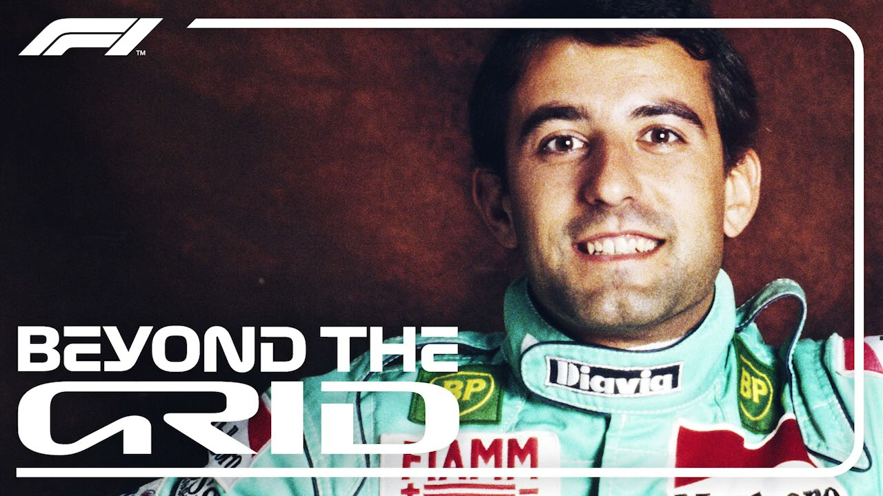 Ivan Capelli On Being An F1 Underdog | Beyond The Grid | Official F1 Podcast