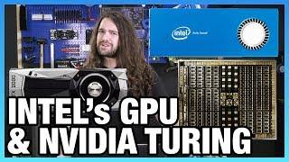 HW News - NVIDIA Turing RTX Gaming GPUs, Intel Video Cards, & X599