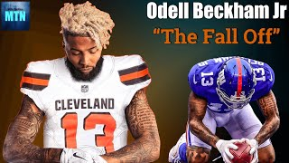 """Odell Beckham Jr, """"The Fall Off"""" 
