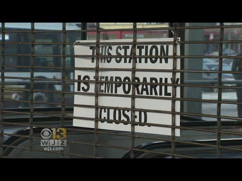 MTA Administrator: Baltimore Metro Subway Repairs Are On Track