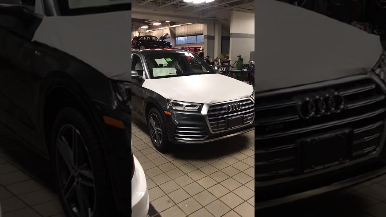 2018 Audi Q5 Remote Start