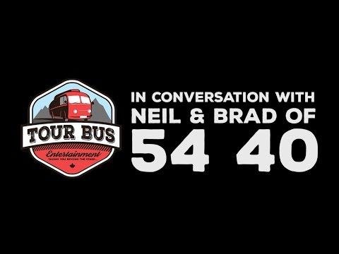 54 40 Interview