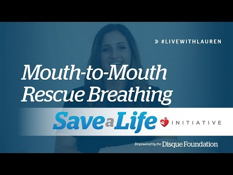 Rescue Breathing- Mouth-to-Mouth Rescue Breathing In BLS (2018)