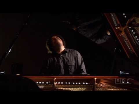 "Jazz Pianist Eric Lewis Performs ""Thanksgiving"" in NPR's Studio 4A"