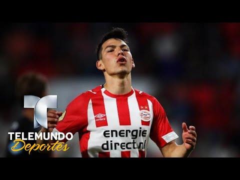 """""""Chucky"""" Lozano y su """"Déjà vu"""" de grandeza   Eredivise   Telemundo Deportes"""
