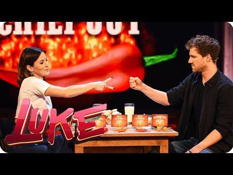 Chili Out - Das schärfte Quiz - LUKE! Die Woche und ich