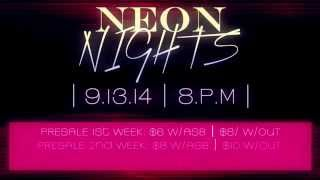 Neon Nights Official Promo Thumbnail