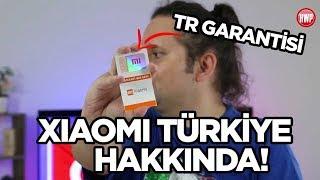 Xiaomi Türkiye ile ilgili bilmeniz gerekenler