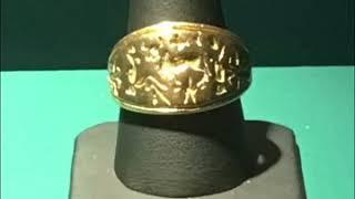 Gambar cover Müzede eşsiz parçalar ,mücevherler ,tabletler,heykeller-kral yüzüğündeki  gizemli mühür!