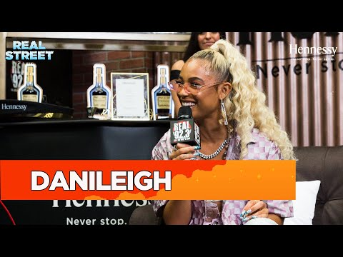 REAL Street Fest - DaniLeigh Shares What Happened When She Hung Out With Megan Thee Stallion!
