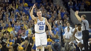 UCLA M. Basketball vs. Cal Highlights