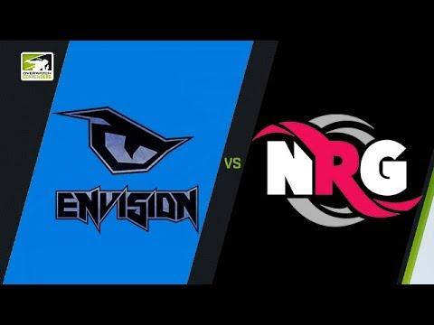EnVision eSports vs NRG Esports (Part 2) | OWC 2018 Season 1: North America