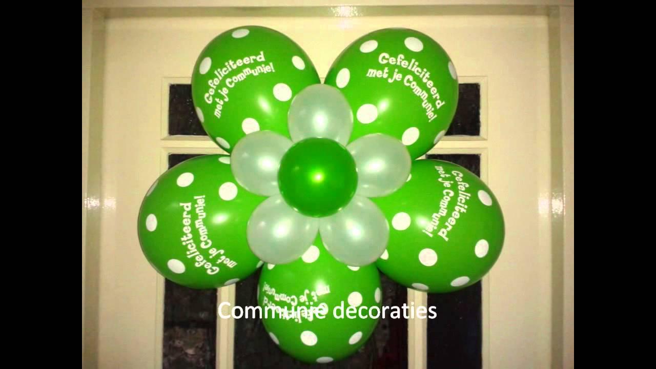 Wow doe het zelf pakket ballonnen youtube for Ballonnen versiering zelf maken