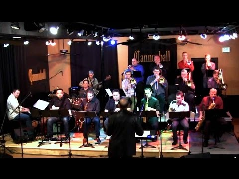 Off The Grid By Gordon Goodwin - Cannonball Musical Instruments Big Band