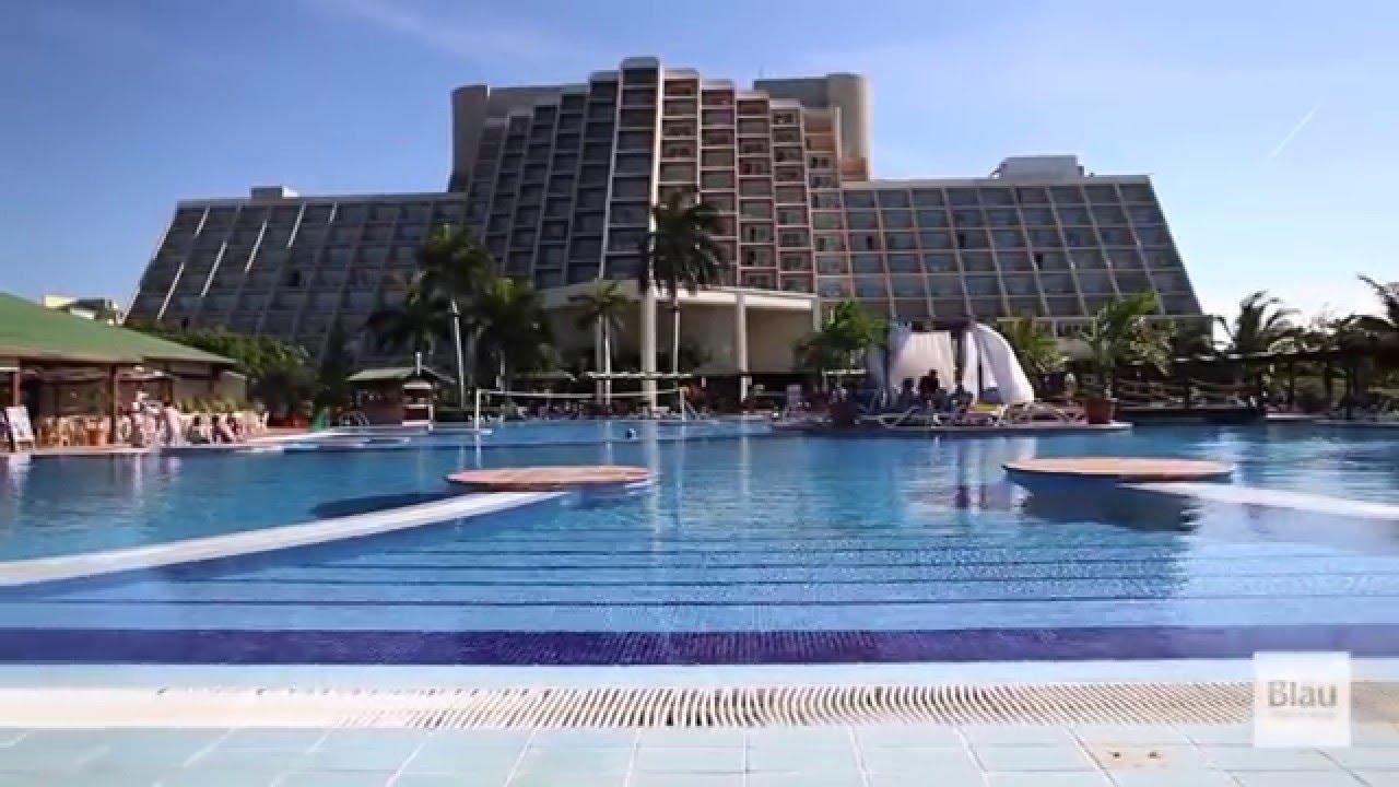 Hotel Blau Varadero Cuba Youtube
