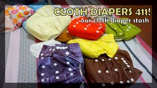 Cloth Diapers 411!
