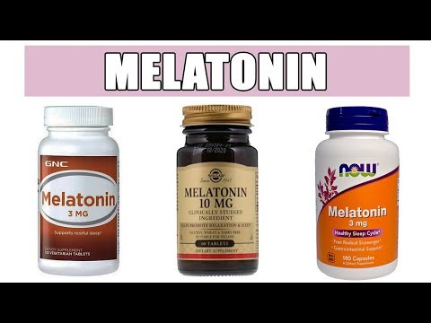 Мелатонин для сна и рекомендации по применению