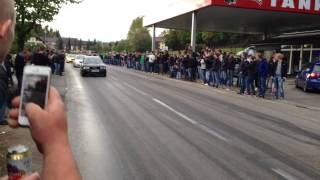 GTI treffen 2015 - Sabotnik Tankstelle - TURBO´S am See