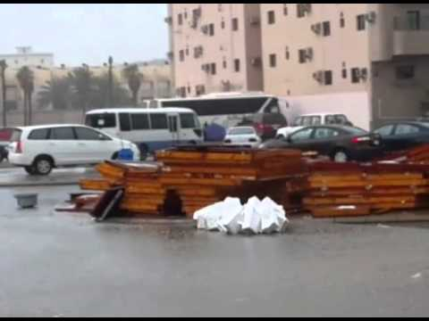 Rain floods turn deadly in Jeddah 2015