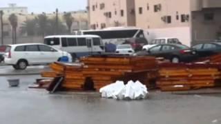 Rain floods turn deadly in Jeddah 2015