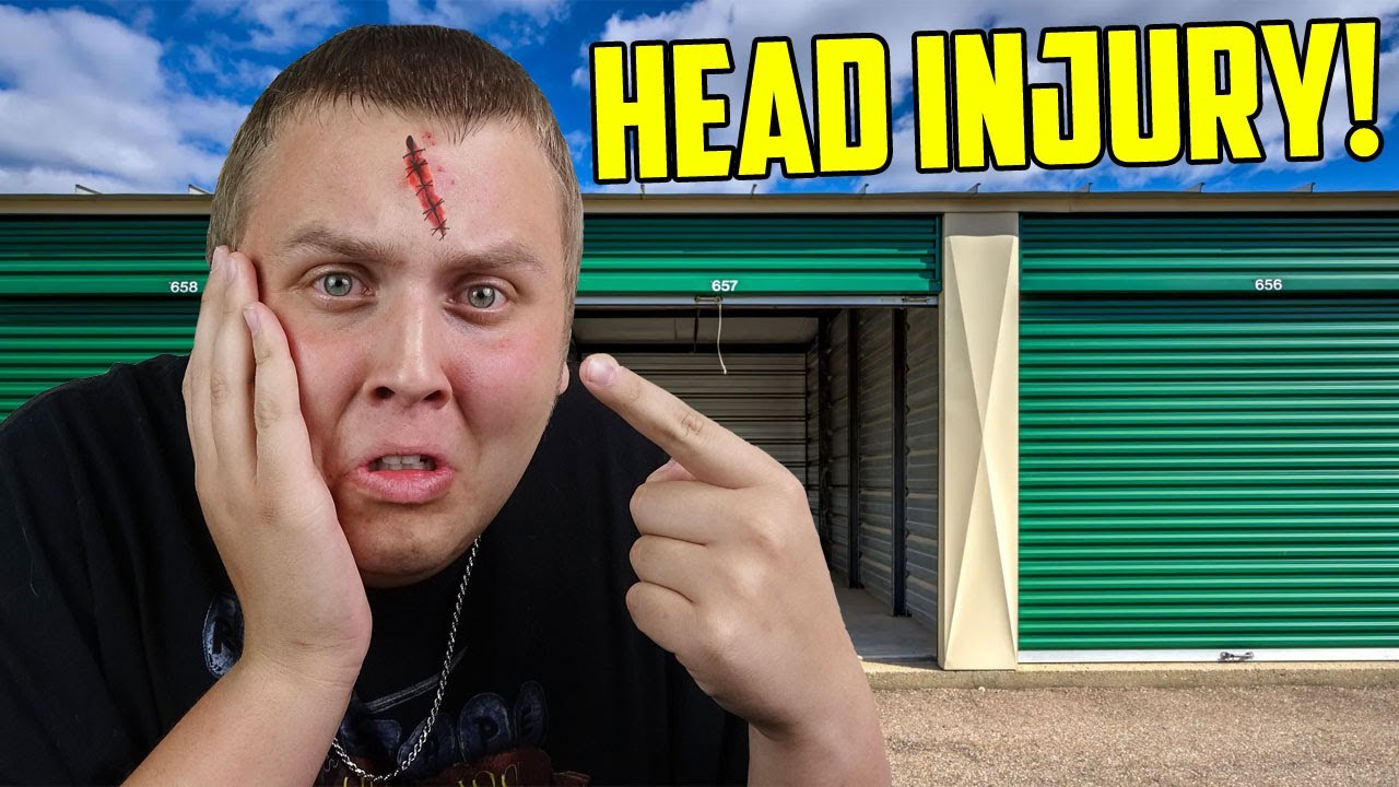 I WAS ASSAULTED! NASTY Head Injury!